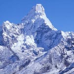 Ama Dablam (6812m) expedition
