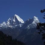 Восхождение на Дордже Лакпа (6966 м)