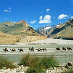 Трек к базовому лагерю К2 Китай