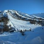 Состояние горнолыжных трасс Чимган, Бельдерсай