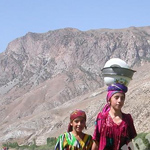 Fann Mountains - Route FT5 - Dushanbe - Samarkand