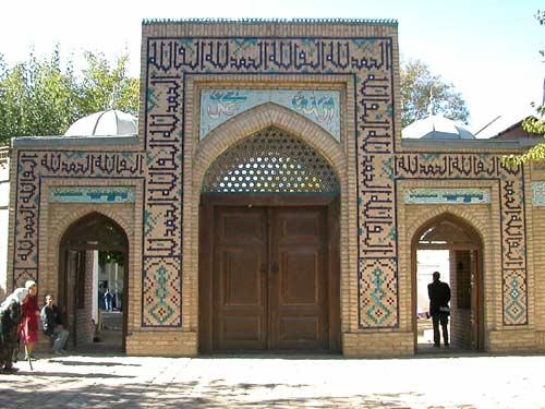 Khodja Zuemurod Mosque