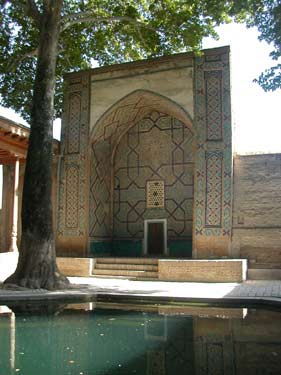 The mausoleum of Khodja Abdu Darun 12-15th c.