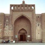 Saif ed-Din Bokharzi & Bayan-Quli Khan Mausoleums