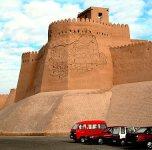The walls of Ichan-Kala - (Ichan-Kala)