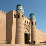 Bagbanli Mosque (1809) - (Ichan-Kala)