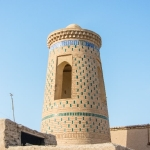 Hasan Murad Kushbegi Mosque (1800) - (Ichan-Kala)
