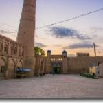 Sayid Niyaz Shalikarbai Mosque and Madrasah - (Dishan-Kala)