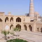 Shergazi Khan Madrasah (1718 to 1726) - (Ichan-Kala)