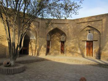 Khorezmshakh Madrasah (1915) - (Dishan-Kala)