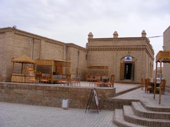 Sayid Muhammad Khan Madrasah (1864) - (Dishan-Kala)