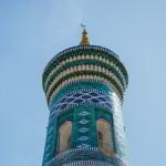 Islam Khodja Minaret (1910) - (Ichan-Kala)