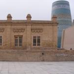 Palvan Kari Minaret (1905) - (Dishan-Kala)