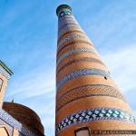 Tort Shavvaz Minaret (1885) - (Dishan-Kala)