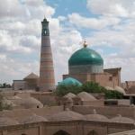 Pakhlavan Mahmud Mausoleum (14th to 16th centuries) - (Ichan-Kala)