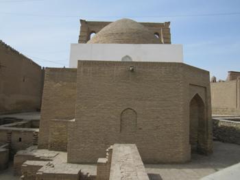 Payando Mausoleum (16th century) - (Ichan-Kala)