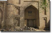 Yunusakhan Mausoleum (1558 to 1559) - (Ichan-Kala)