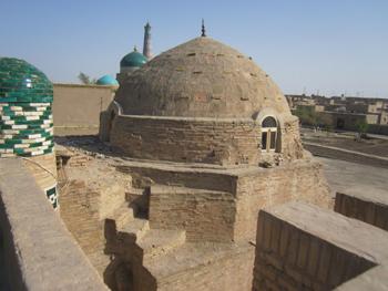 Sayyid Muhammad Makhiruy Mausoleum (19th century) - (Dishan-Kala)