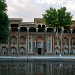 Hydro Architecture of the Bukhara Oasis
