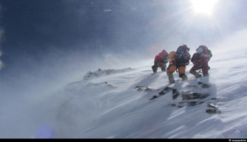 K2 expedition. Chinese Karakoram