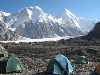 To The Heart Of Tien Shan. Trek