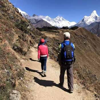 Everest Base Camp Budget Trek
