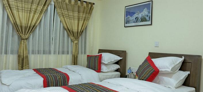 Гостиница консорциума в Катманду
