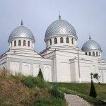 Мечеть Джума в Ташкенте. История
