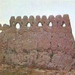 Крепостные стены и ворота Бухары