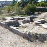 Руины Куксарай (бывший дворец Тимура)
