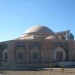Древний торговый купол Чорсу
