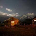 3 дня–Базовый лагерь под пиком Ленина