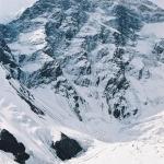 Пик Хан-Тенгри 7010 м. с юга. Восхождения 2018