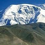 Восхождении на пик Музтаг-Ата (7546 м)