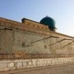 Соборная мечеть Биби Ханум